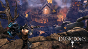 Infinity Blade Dungeons pour iOS est annulé!