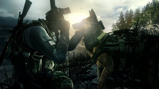 Call of Duty Ghosts: le multijoueur révélé le 14 Août