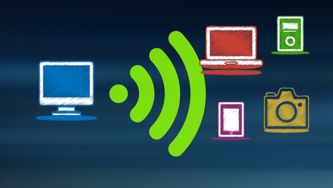 5 applications pour transformer votre ordinateur portable en un hotspot WiFi
