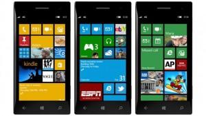Windows Phone 8: une mise à jour mineure disponible, pas de nouveautés avant 2014