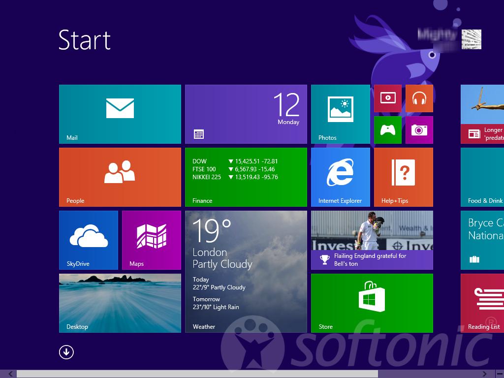 Windows 8.1: une publicité annonce le retour du bouton Démarrer