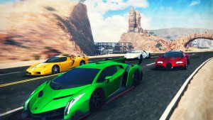 [Màj] Asphalt 8 Airborne disponible sur iPhone, iPad et Android
