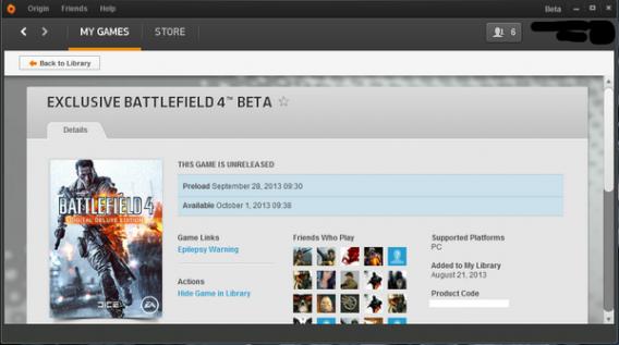 Battlefield 4 coupon code origin / Knight coupons