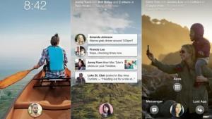 Facebook pour Android supporte désormais le fil de couverture, plus besoin de Home