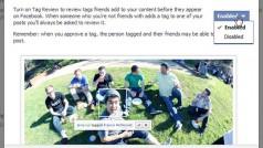 Facebook : contrôler les identifications sur ses photos et publications