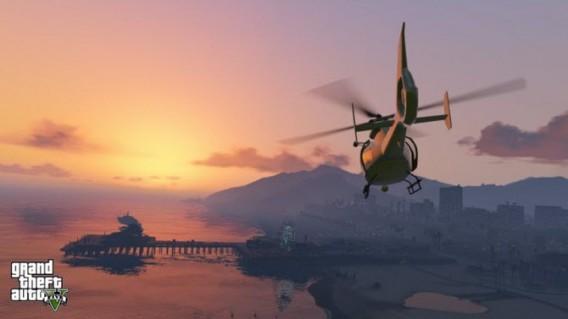 Les nouveautés du mode online de GTA 5: trahison, cinéma, golf…