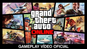 GTA V: la vidéo gameplay de Grand Theft Auto Online dévoilée!