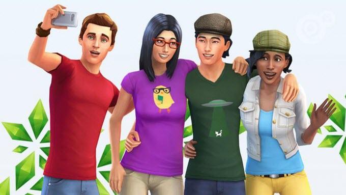 [Gamescom 2013] Les Sims 4: premières impressions