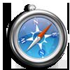 Logo Safari - Navigateur Internet