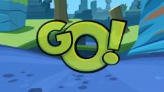 Angry Birds Go! : la date de sortie révélée par la pub d'un jouet
