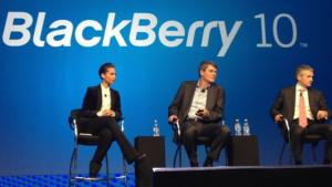 A vendre: BlackBerry, dans l'état, faire offre…