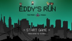 Deviens Edward Snowden une journée avec le jeu Eddy's Run
