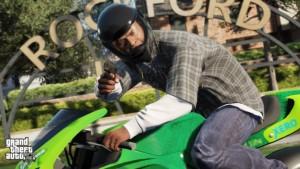 GTA 5 publie son site web en français sur Los Santos! [Images]