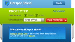 Comment utiliser Hotspot Shield pour naviguer en sécurité