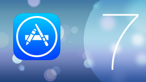 iOS 7 en long et en large : L'application App Store