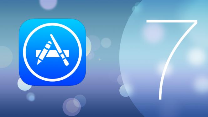 iOS 7 épisode 3 L'App Store