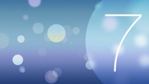 iOS 7 disponible au public le 10 septembre selon un développeur