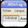 Logo JKDefrag-GUI