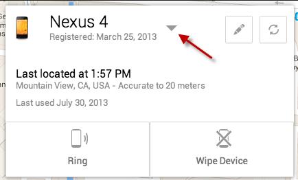 Retrouver ou localiser votre téléphone mobile Android perdu ou volé