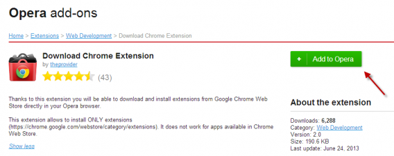 The top 10 Chrome extensions for Opera