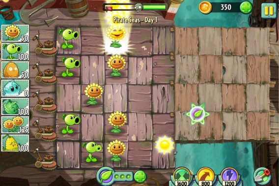 Plants vs Zombies 2 Engrais