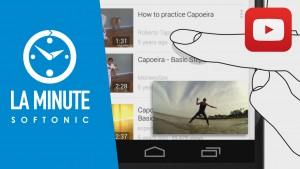 GTA V, Instagram, Les Sims 4 et YouTube dans La Minute Softonic