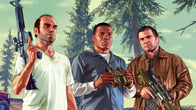 GTA 5: Comment changer de personnage