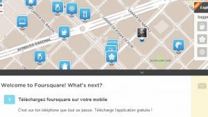 Foursquare affiche désormais les menus des restaurants