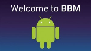 BlackBerry Messenger pour Android et iPhone pour le 18 septembre?