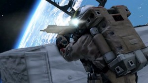 Call of Duty Ghosts : des combats dans une station spatiale! [video]