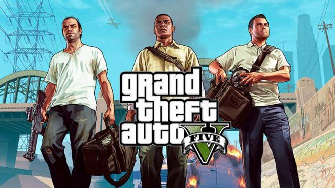 GTA V: vidéo de gameplay des 10 premières minutes