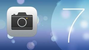 iOS 7 en long et en large : l'Appareil photo