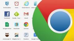 Les applications Chrome pourraient enterrer Windows, OS X et Linux