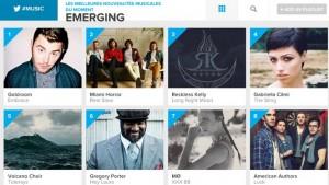 Spotify intègre sa propre application Twitter #Music pour amplifier la recommandation