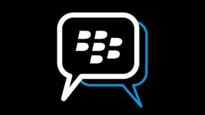 BBM maintenant disponible au téléchargement pour iPad et iPod touch
