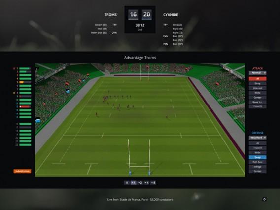 Pro Rugby Manager 2014 Kickstarter