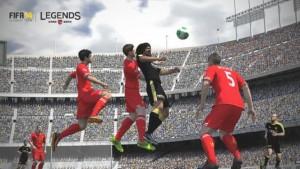 FIFA 14 Ultimate Team disponible dans une application web