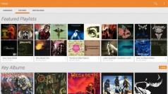 Google Play Musique All Access: une mises à jour permet le classement des stations de radio par genre