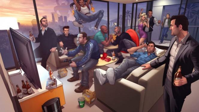 L'évolution de Grand Theft Auto