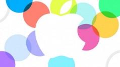 iOS 7 pour iPhone 5S et 5C? Ce qu'il faut attendre de la Keynote d'Apple