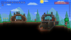 Terraria, le Minecraft en 2D, disponible pour Android et iPhone