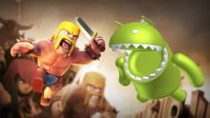 Clash of Clans débarque sur Android