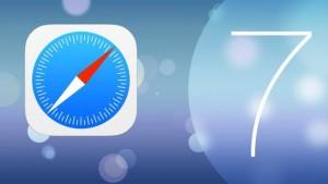 iOS 7 en long et en large: le navigateur Safari revu et corrigé