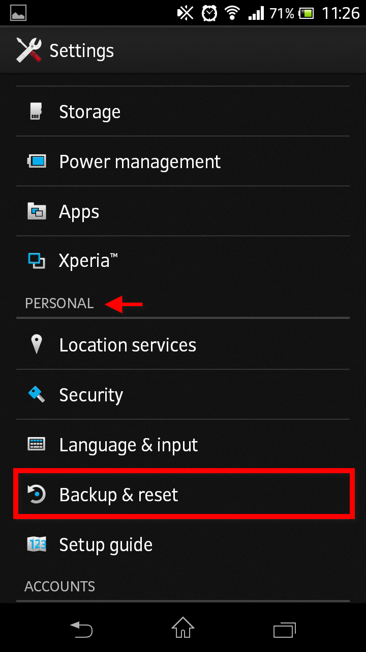 É quase um mantra: faça backup, faça backup, faça backup...