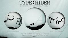 Type:Rider : le jeu vidéo d'Arte qui fait un carton