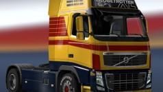 Euro Truck Simulator 2: les camions Volvo FH maintenant dispos!