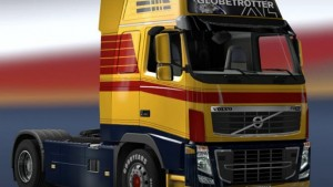 Euro Truck Simulator 2: les camions Volvo FH maintenant dispos!