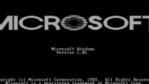 Windows 1.01, Windows 3.0 et Mac OS 7.0 disponibles dans votre navigateur web