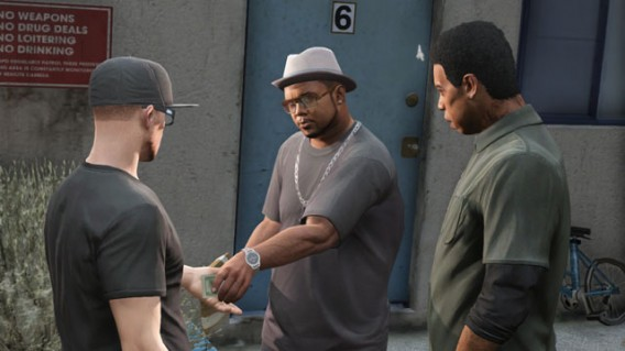 Grand theft auto online 5 things you need to know about multiplayer gta v online voltagebd Images