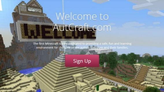Autcraft: le serveur Minecraft sur mesure pour les joueurs autistes